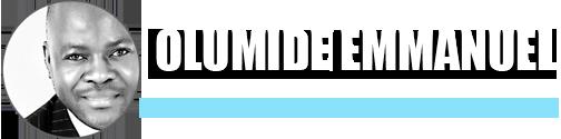 Olumide Emmanuel Blog