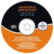 Maximizing Opportunity